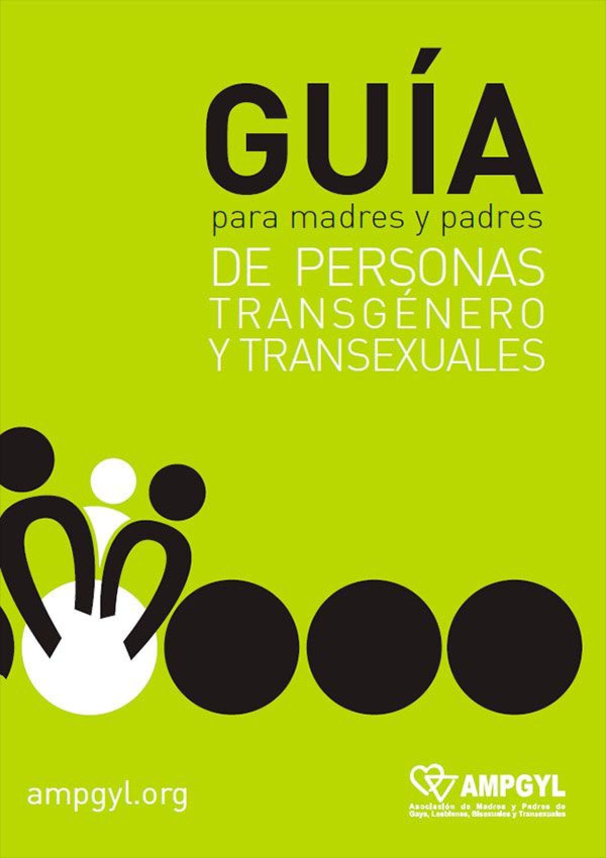 06. Guía para madres y padres DE PERSONAS TRANSGÉNERO Y TRANSEXUALES